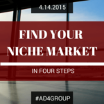 4 Ways to Find Your Niche Market