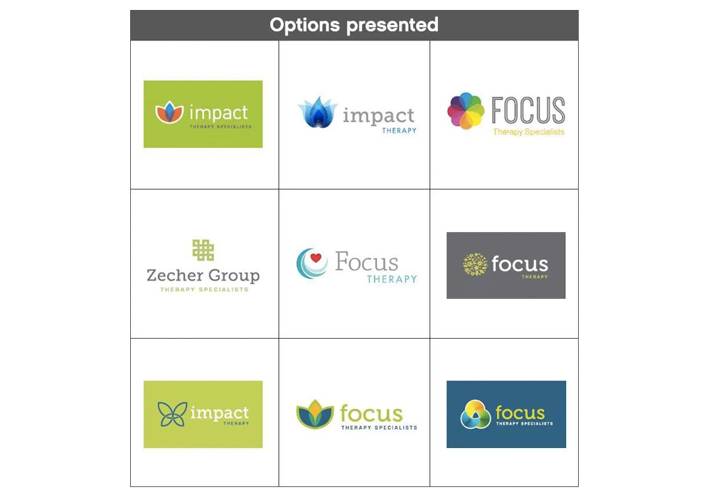 focus-physiotherapy-logo-options